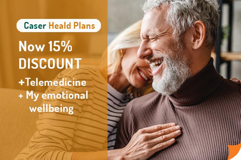 Caser Health Insurances autumn winter 2021
